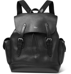 Mulberry Heritage Full-Grain Leather Backpack
