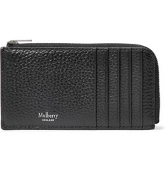 Mulberry - Full-Grain Leather Zip-Around Cardholder