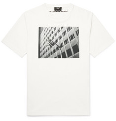 CALVIN KLEIN 205W39NYC + Andy Warhol Foundation Printed Cotton-Jersey T-Shirt