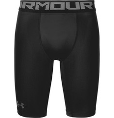 Under Armour HeatGear Armour Long Compression Shorts