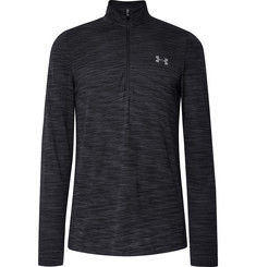 Under Armour Vanish Mélange HeatGear Half-Zip Top
