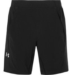 Under Armour - Speedpocket Stretch-Shell Shorts