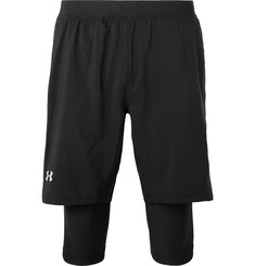 Under Armour Launch Layered Shorts