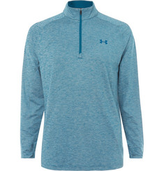 Under Armour - Playoff Stretch-Jersey Half-Zip Top