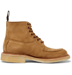 Tricker's Leo Suede Boots