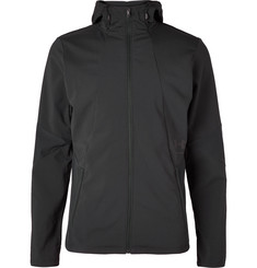 Under Armour Storm Cyclone Slim-Fit Stretch-Shell Hooded Jacket