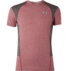 Under Armour Swyft Mélange Stretch-Jersey T-Shirt