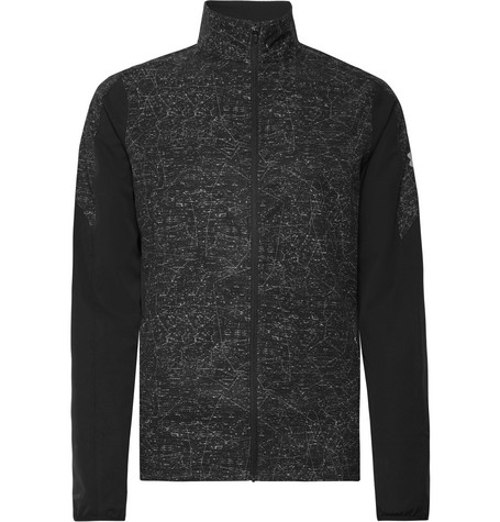Jacket Armour amp; Printed Shell Under Out Back Panelled Storm Jersey SqWUOzPw