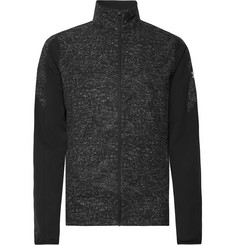 Under Armour Storm Out & Back Jersey-Panelled Printed Shell Jacket