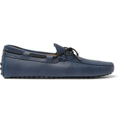 Tod's Gommino Full-Grain Nubuck Driving Shoes