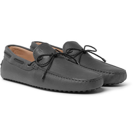 Gommino Full-grain Nubuck Driving Shoes Tod's MkhHKNQKH