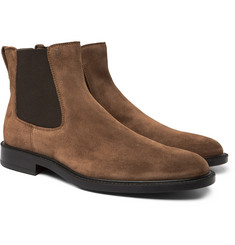 Tod's - Suede Chelsea Boots