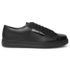 Prada Leather Sneakers