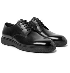 O'Keeffe - Ferdia Polished-Leather Derby Shoes