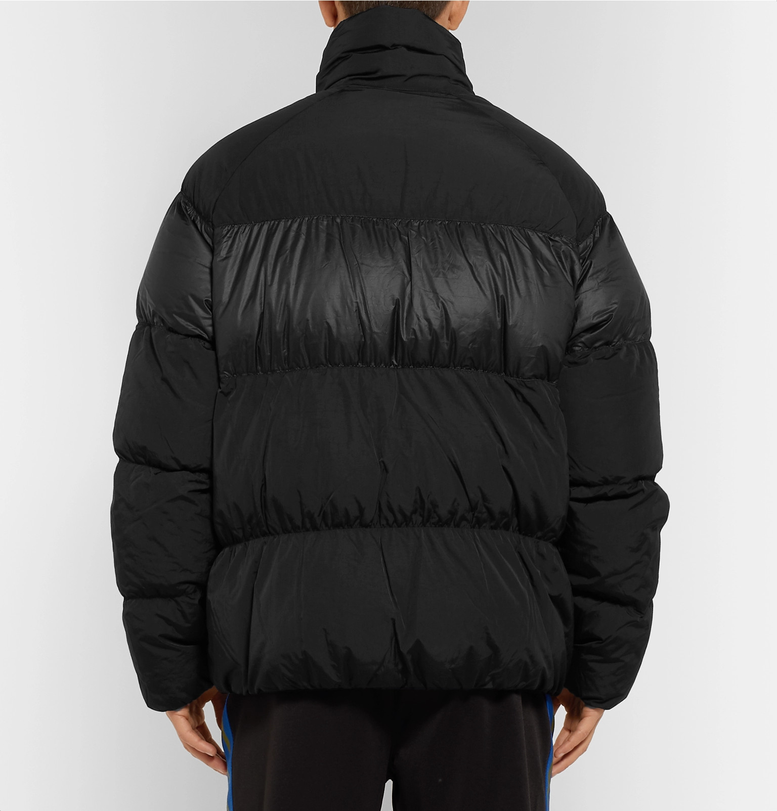 Nike Jacket Nylon Repellent Water Quilted Down qrnPg0qw