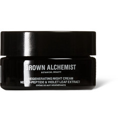 Grown Alchemist Regenerating Night Cream - Neuro-Peptide & Violet Leaf Extract, 40ml