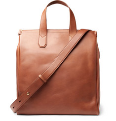 Dunhill - Duke Leather Tote Bag