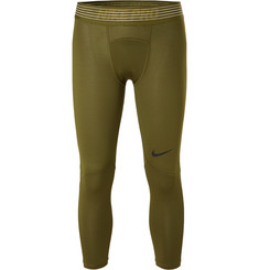 Nike Training Pro Hypercool Three-Quarter Tights