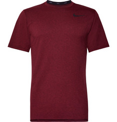 Nike Training Breathe Mélange Dri-FIT T-Shirt