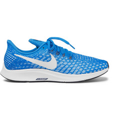Nike Running - Air Zoom Pegasus 35 Mesh Running Sneakers