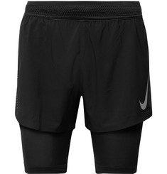 Nike Running - Aeroswift 2-in-1 Shorts