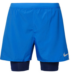 Nike Running - Distance 2-in-1 Dri-FIT Shorts