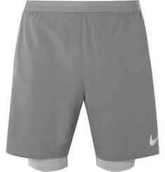 Nike Running - Flex Distance Dri-FIT Mesh Shorts