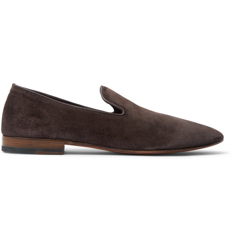 + Carvil Suede Loafers by Officine Generale