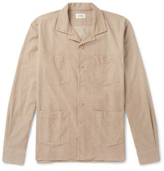 Hartford - Pueblo Cotton-Corduroy Overshirt