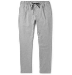Hartford Tanker Stretch-Cotton Drawstring Trousers