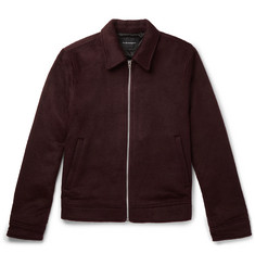 Club Monaco - Brushed-Felt Jacket