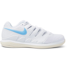 Nike Tennis - Air Zoom Vapor X Carpet Mesh Sneakers