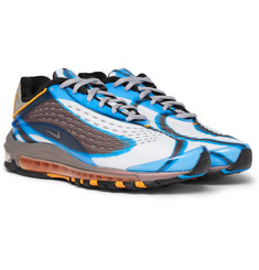 Nike - Air Max Deluxe Printed Neoprene and Rubber Sneakers