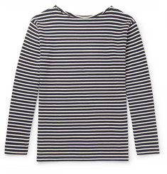De Bonne Facture Striped Cotton T-Shirt