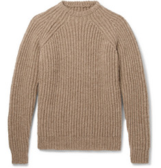 De Bonne Facture - Ribbed Wool Sweater