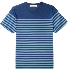 Orlebar Brown Sammy Striped Cotton-Jersey T-Shirt