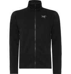 Arc'teryx - Kyanite Slim-Fit Polartec Jersey Zip-Up Base Layer