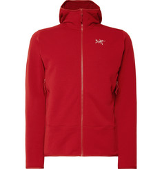 Arc'teryx - Kyanite Slim-Fit Polartec Stretch Pro Zip-Up Hoodie