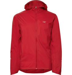 Arc'teryx - Incendo Slim-Fit Mesh-Panelled Lumin Hooded Jacket