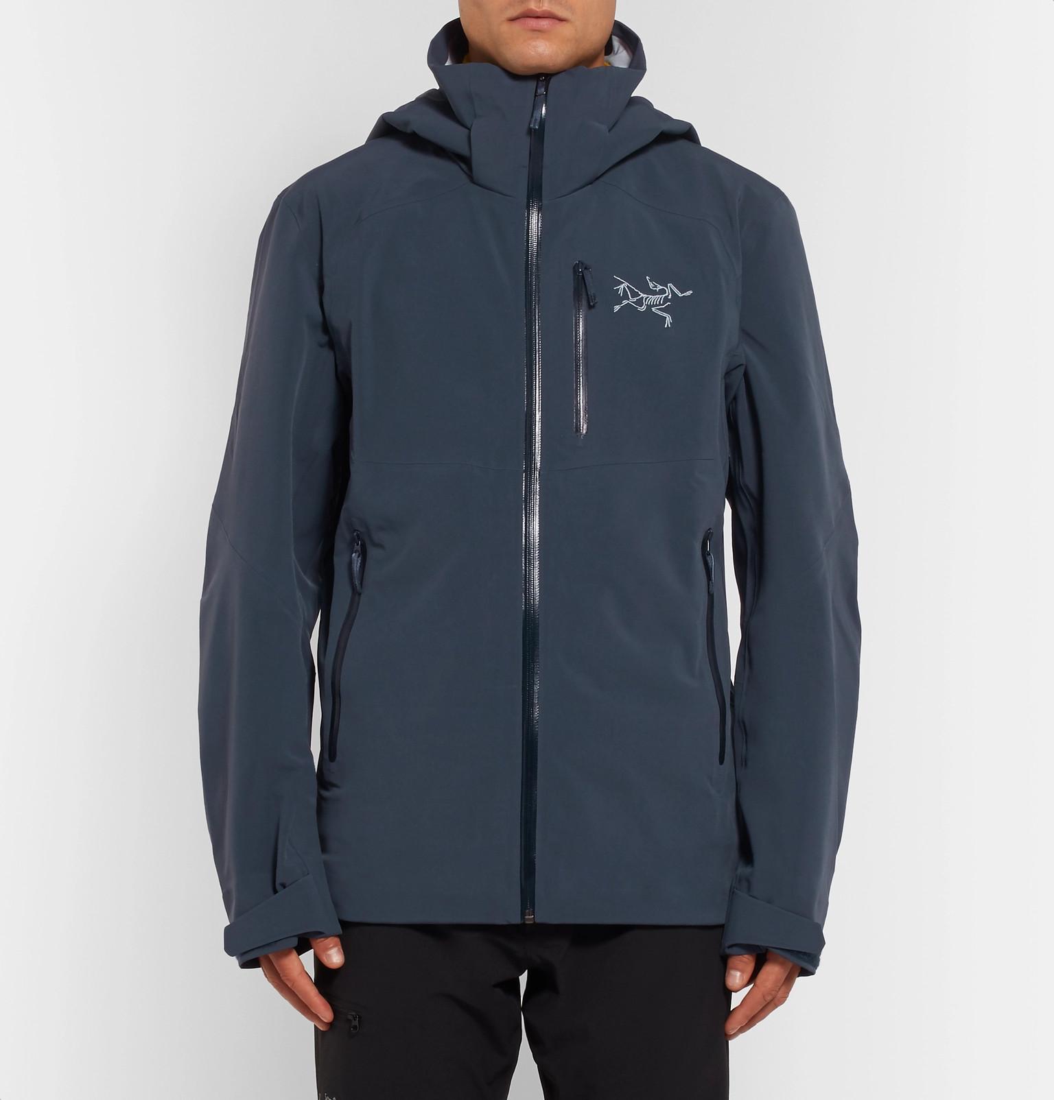 Tex Hooded Gore Cassiar Jacket Arc teryx xwAqCR7nY 51958585f08
