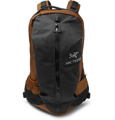 Arc'teryx Arro 22 Nylon and Canvas Backpack