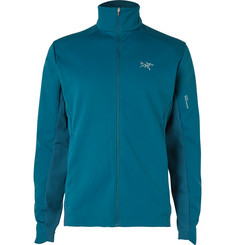 Arc'teryx Trino GORE WINDSTOPPER and Atreus Jacket