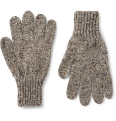 Drake's - Donegal Merino Wool Gloves