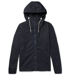 Arpenteur Cotton-Shell Hooded Jacket