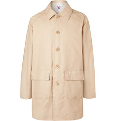 Arpenteur Cotton-Gabardine Coat