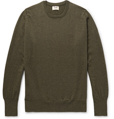 William Lockie Slim-Fit Cashmere Sweater