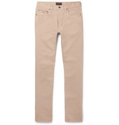 Beams Plus Slim-Fit Tapered Denim Jeans