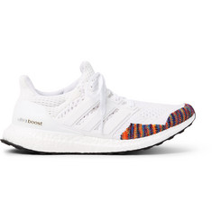 adidas Originals UltraBOOST LTD Rubber-Trimmed Primeknit Sneakers