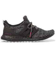 adidas Originals UltraBOOST 4.0 Rubber-Trimmed Primeknit Sneakers