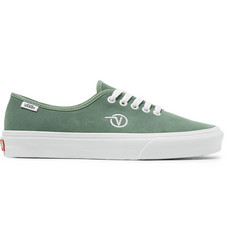 Vans UA Authentic One Piece Suede Sneakers